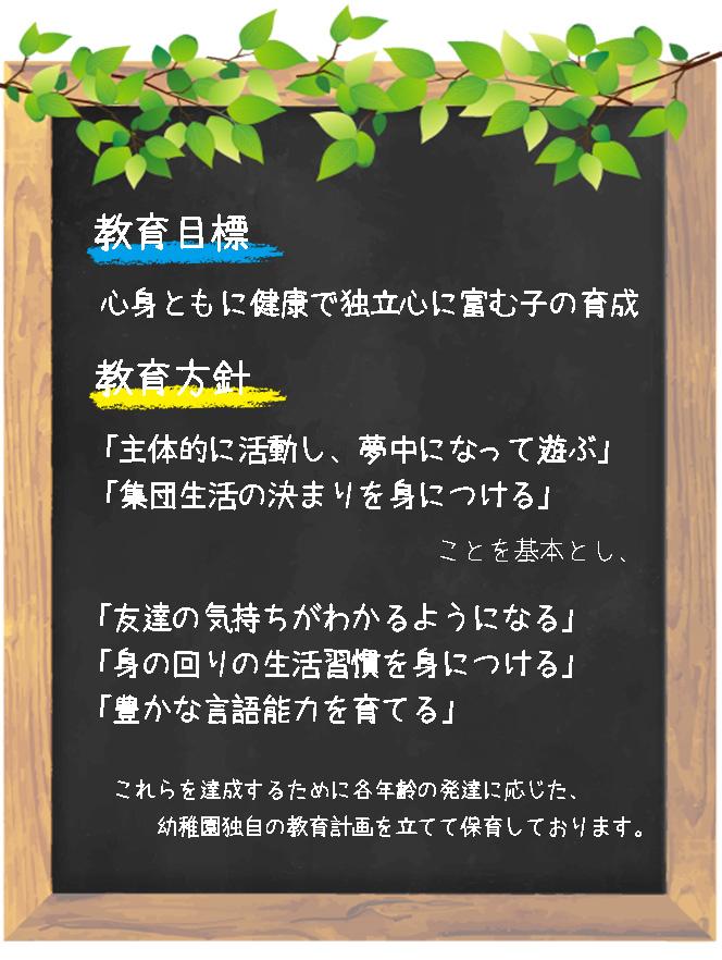 新潟市 あおい幼稚園について